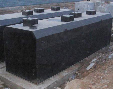 地埋式一体化污水处理设备